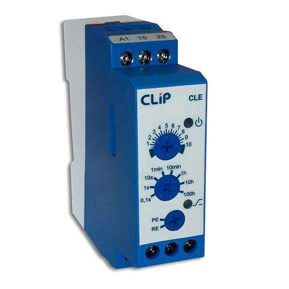 Controlador temporizador timer analógico industrial