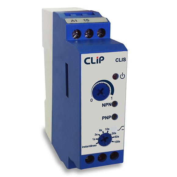 Interface a Relé para Sensores - CLIS.