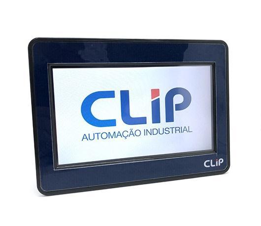 CLP com IHM incoporada