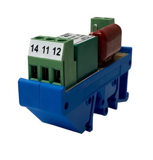 CLIR-Q1R 11mm - CLIR-Q1R 20mm - Acoplador a Relé